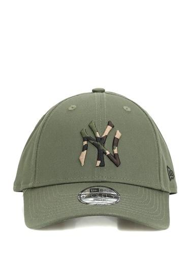New Era New Era New York Yankees City 9Forty Unisex Çocuk Şapka 101641722 Yeşil